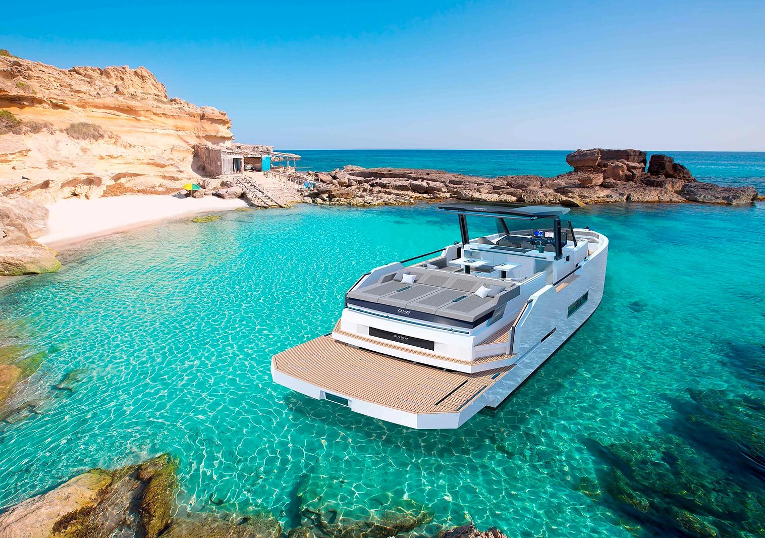 barcos de antonio yachts menorca