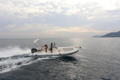 capelli boats menorca