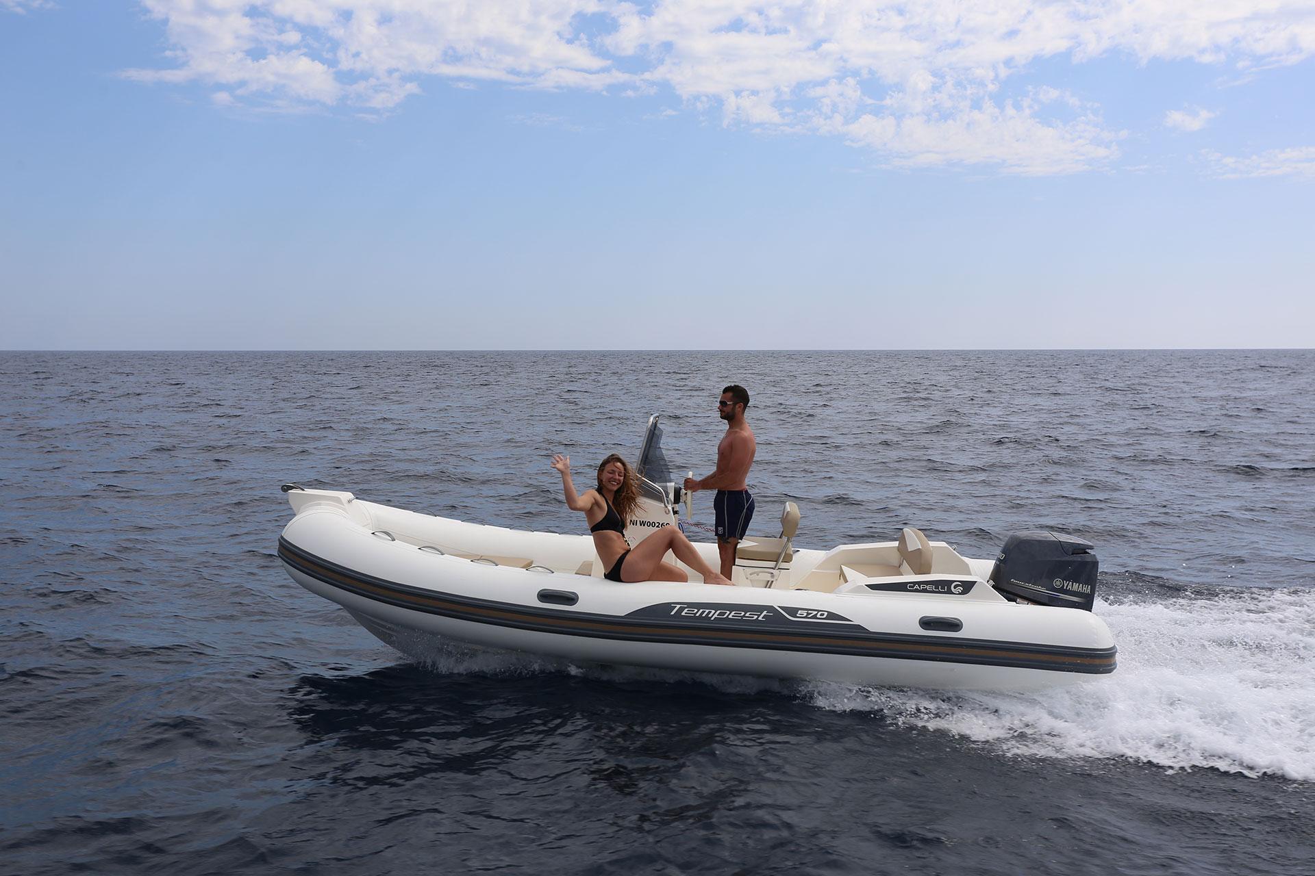 capelli boats